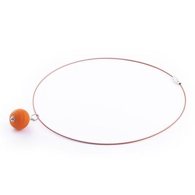 Pandantiv PALLA portocaliu